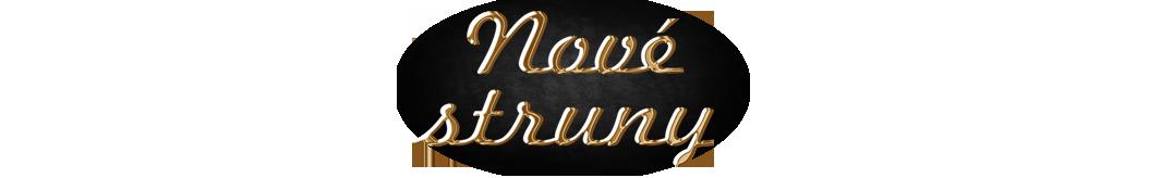 Nové struny Logo
